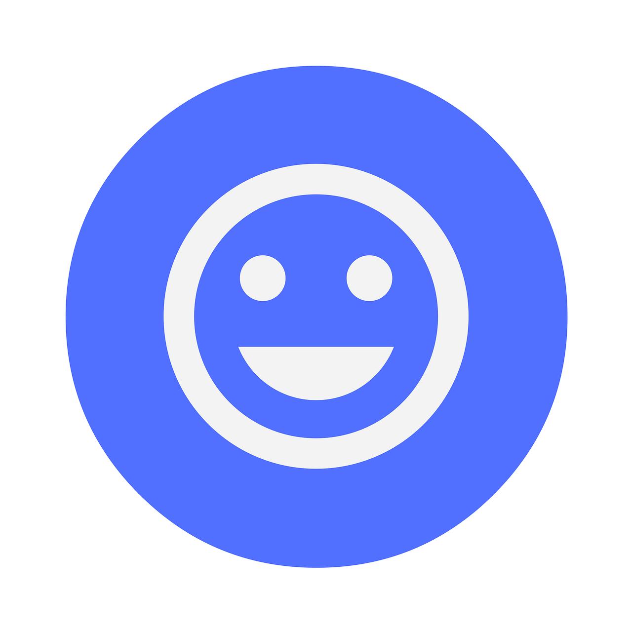 icon, happy, customer